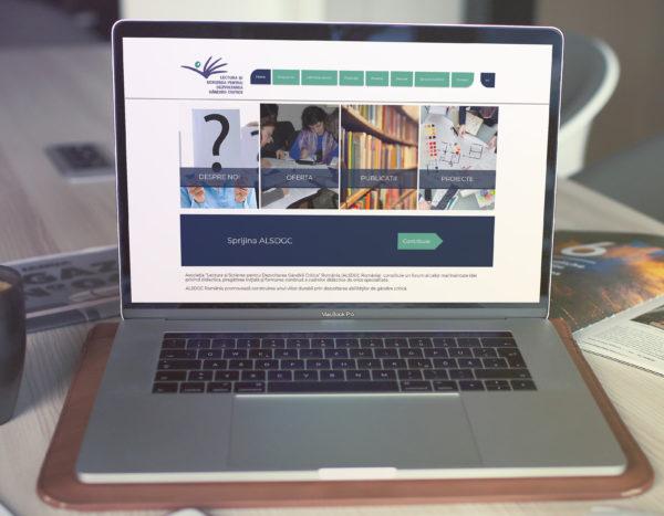 prezentare webdesign redesign 2017