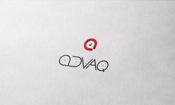 """Logo """"Advaq"""""""
