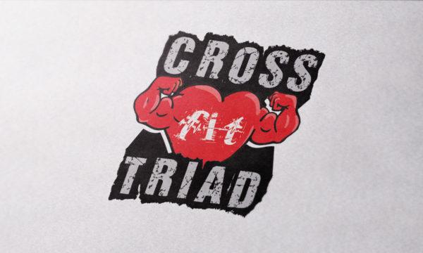 "Logo ""Crossfit"""