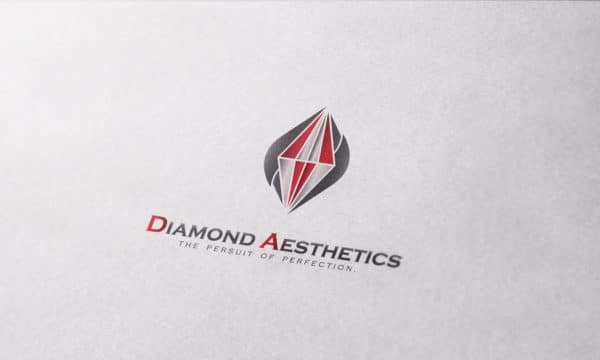 """Logo """"Diamond"""""""
