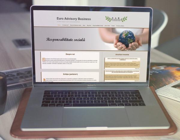 Site Euro Advisory Business