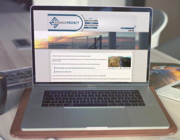 Site Energo Proiect