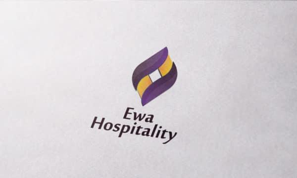 """Logo """"Ewa"""""""