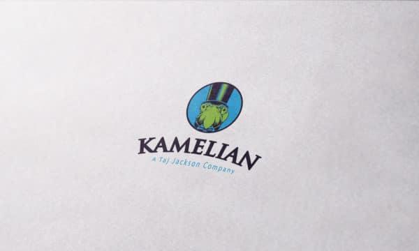"Logo ""Kamelian"""