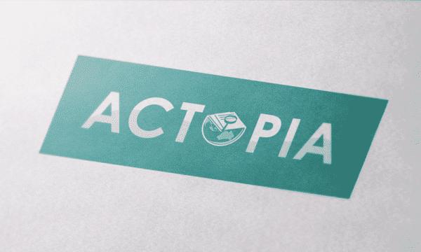 "Logo ""Actopia"""