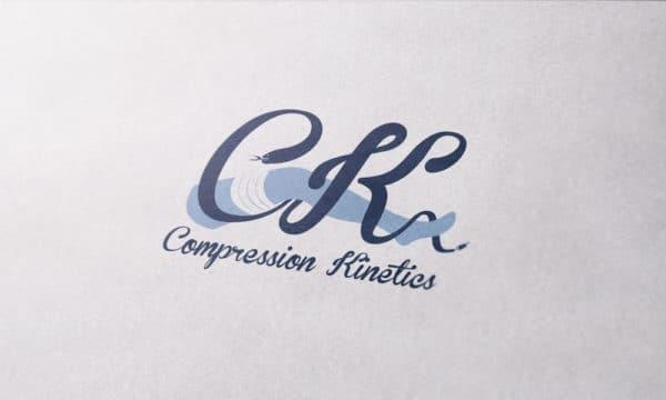 "Logo ""Compression Kinectics"""