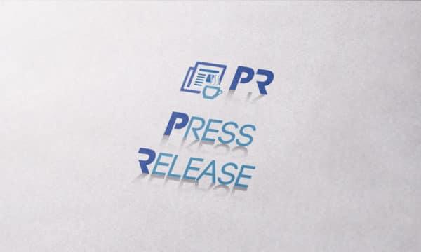 "Logo ""Press Release"""