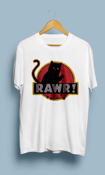 """Tricou """"Rawr"""""""