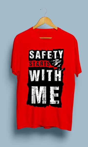 "Tricou ""Safety"""