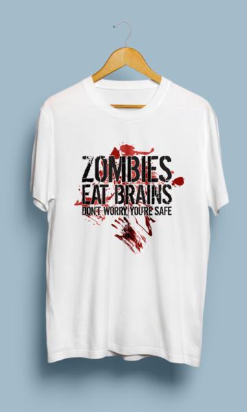 "Tricou ""Zombies"""