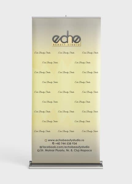Roll up Echo Beauty Studio