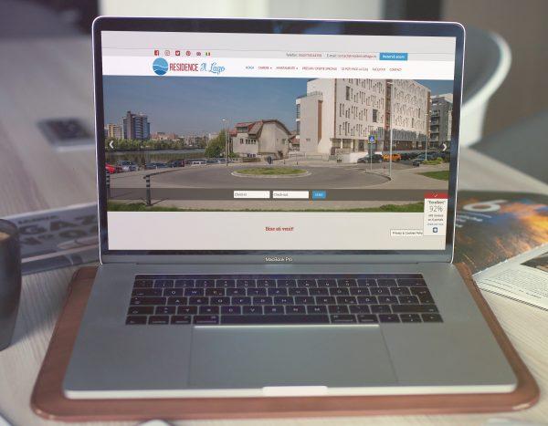 Site & SEO Residence Il Lago